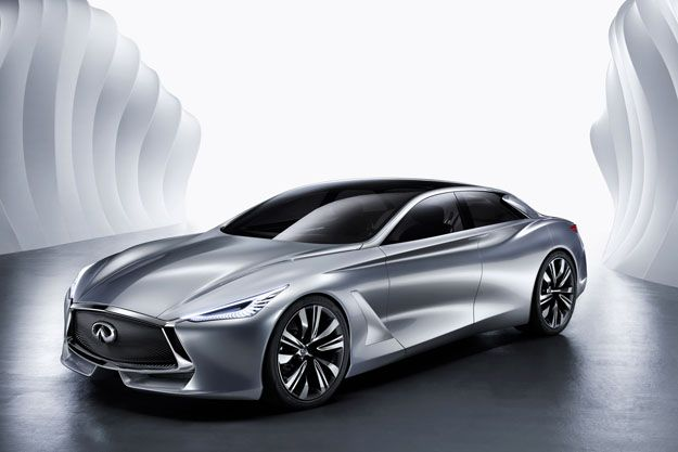 Infiniti Q80 Inspiration Concept https://www.facebook.com/DevilsOwnInjection