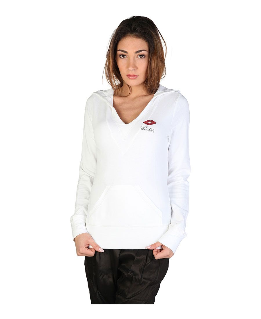 on sale 535bb cb50c Datch, abbigliamento intimo/basic - felpa donna - tasca ...