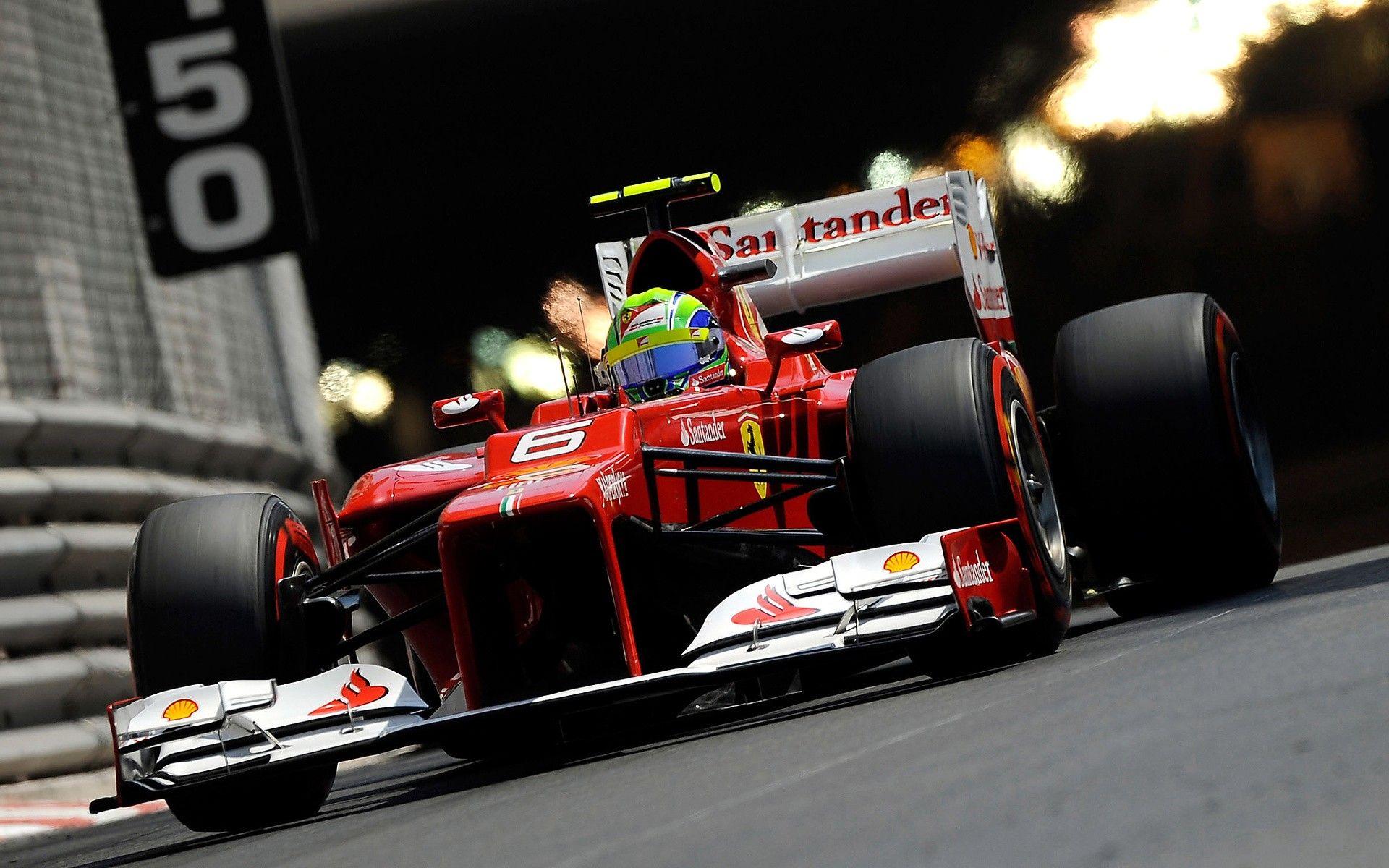 Download Ferrari F1 Desktop Wallpaper  PNG
