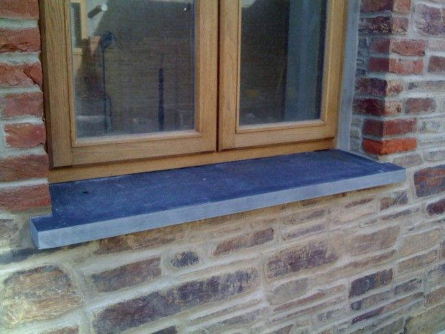 Slate Window Cill Exterior Window Sill Tiled Window