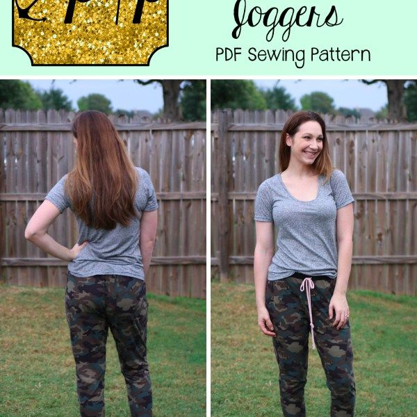 Mama Bear Joggers | Patterns for Pirates | Pinterest