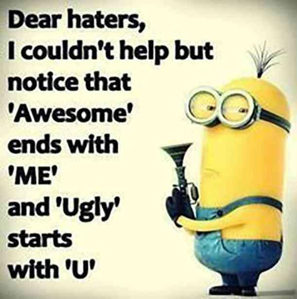 The 50 Best Funny Quotes To Share With Your Friends Fun Quotes Funny Funny Minion Quotes Minion Jokes