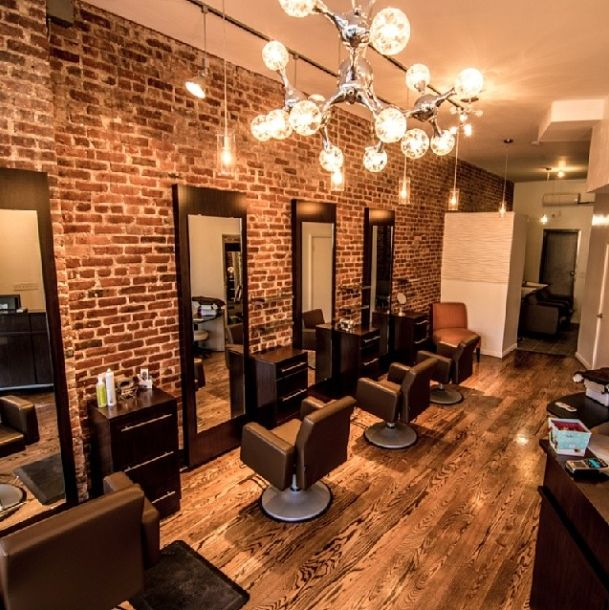 Idalias Salon Ny Curls Understood Hair Salon Decor Hair Salon Interior Salon Furniture