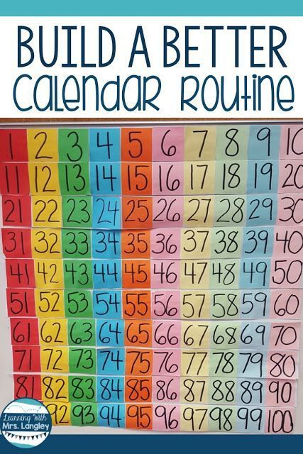 Build a Better Calendar Routine (and a freebie!) Pinterest Pre