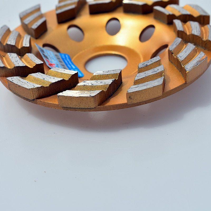 100mm 4inch Diamond Grinding Wheel Floor Diamond Disc For Granite Marble Concrete Artifical Stone Terrazo 100mm 4inch Diamond Marble Granite Granite Marble