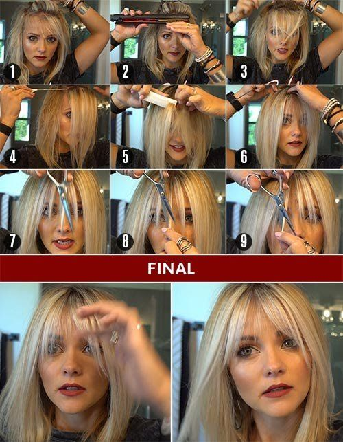 Everything You Need To Know About Wispy Bangs