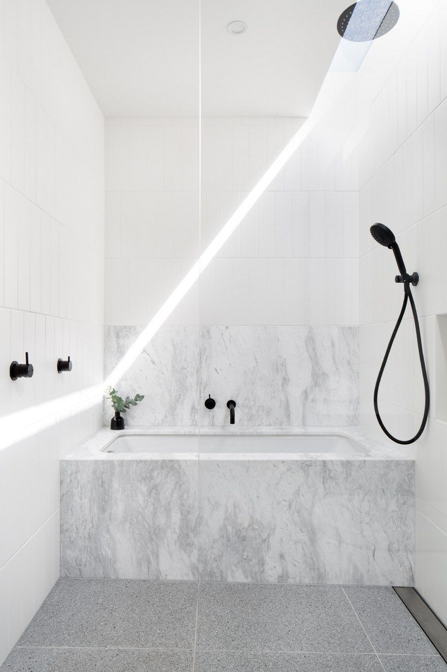 York Street House by Cera Stribley Architects | Bathrooms ...