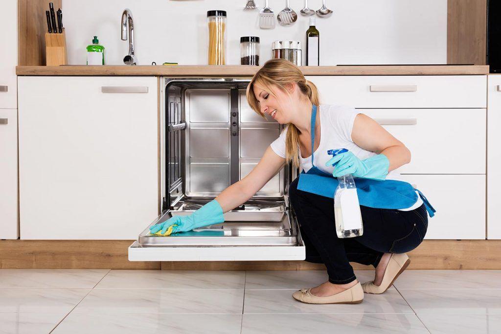 Spülmaschine reinigen So pflegst du deinen Geschirrspüler