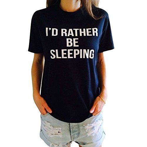 2f545c70f2 YITAN Women Casual Cool Short Sleeve O-Neck Tops Graphic Tees Summer Fashion  Cute Funny T Shirts Black Small Special Offer: $5.96 111 Reviews Women  Casual ...