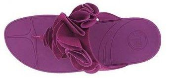 f342f145eccd 72% off cheap Women s Fitflop Frou Sandals Cosmic Purple sale with Free  Shipping!