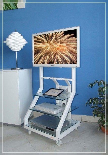 Carrello porta TV design moderno   Porta TV   Pinterest   TVs