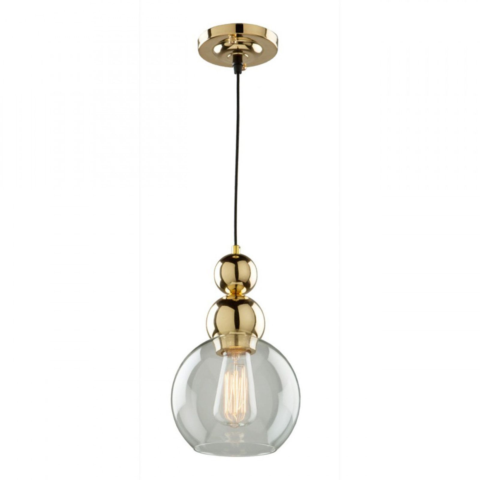 Golden Globe Pendant Light Small Gold Globe Pendant Light Small