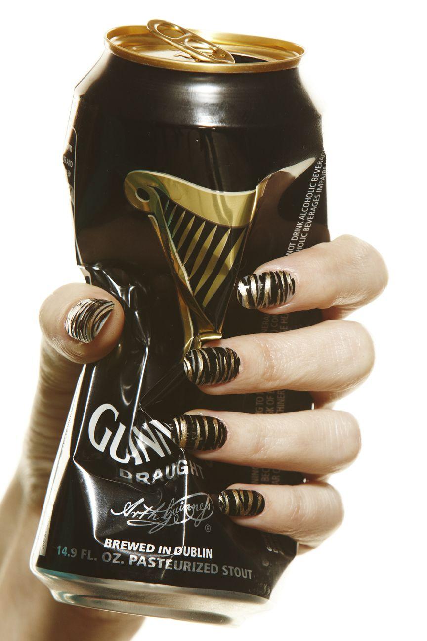 Photo: Akin Girav Model: Mara Lynn Nails by me using CND Vinylux ...