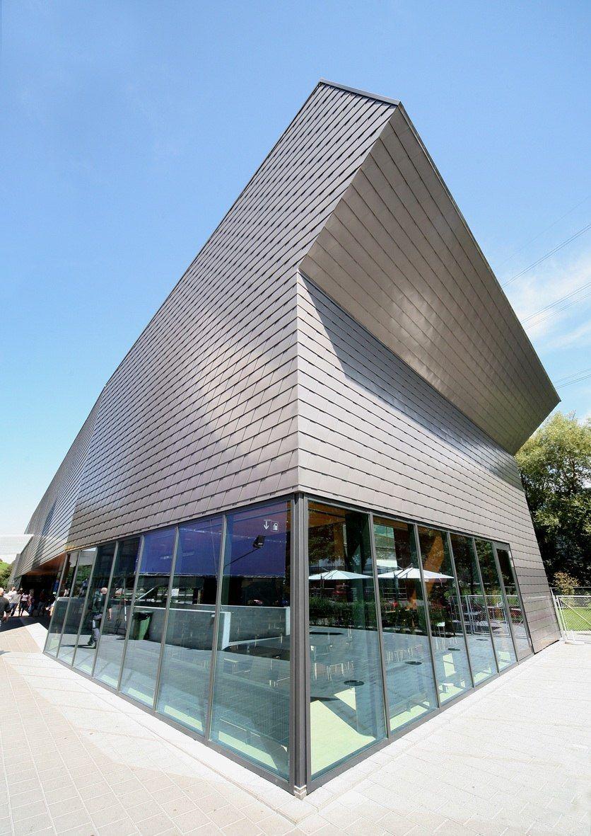 Erfahren Sie Mehr über das Architektonische Gürtelrose Haus ...