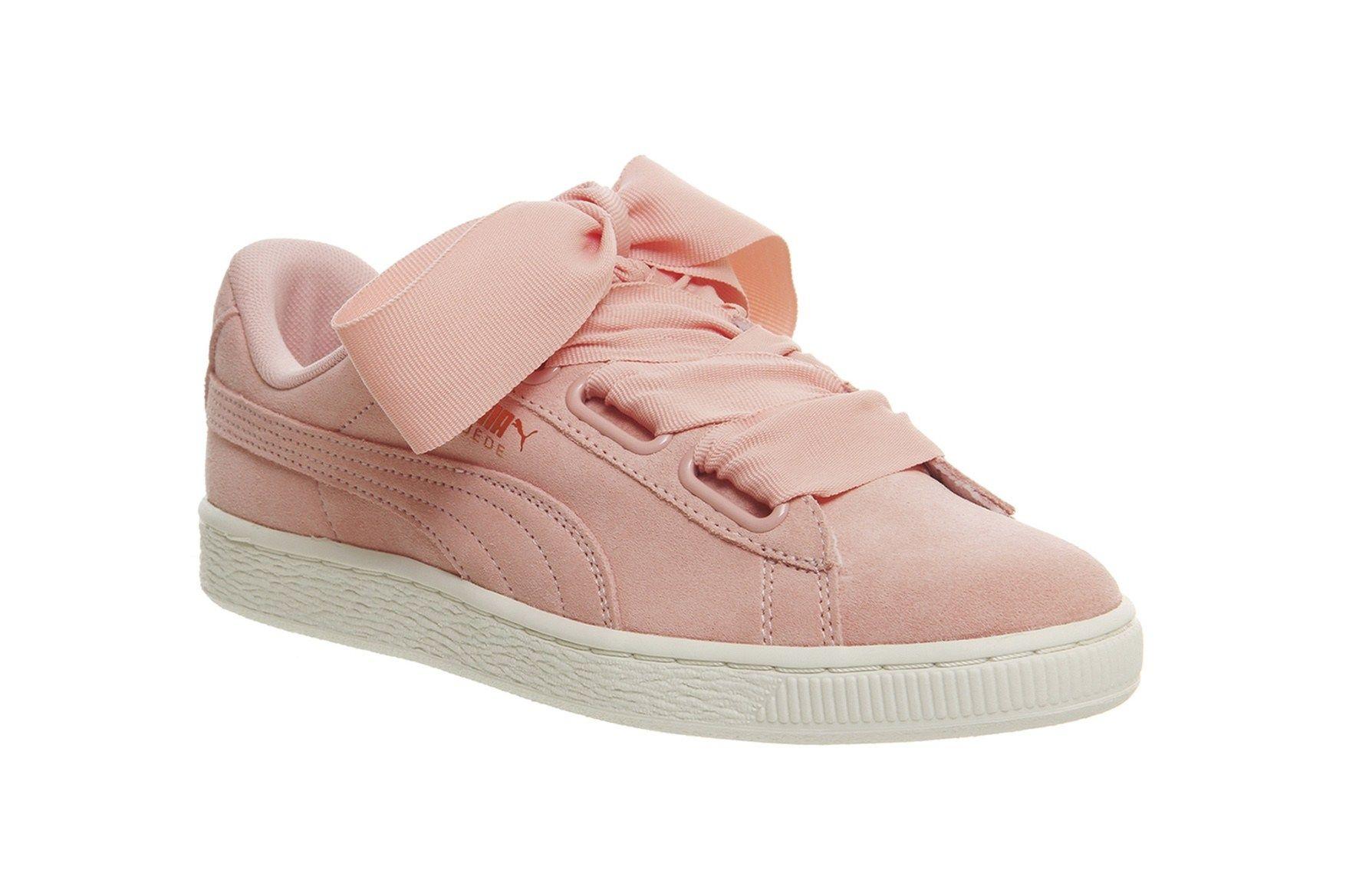 the latest bcce9 aceca Puma Basket Heart puma-suede-heart-coral | Shoes | Ayakkabılar