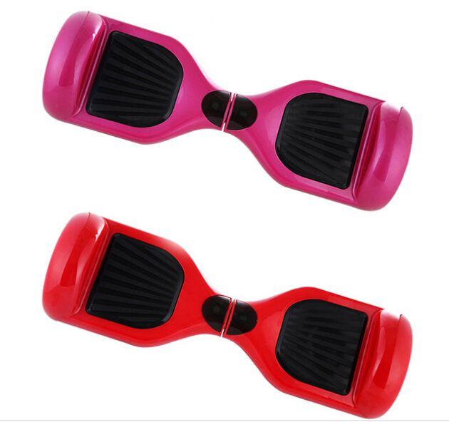 Pink hoverboard...