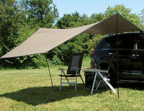 Euro Trail Sonnensegel Tarp Carside, 37326 | camping