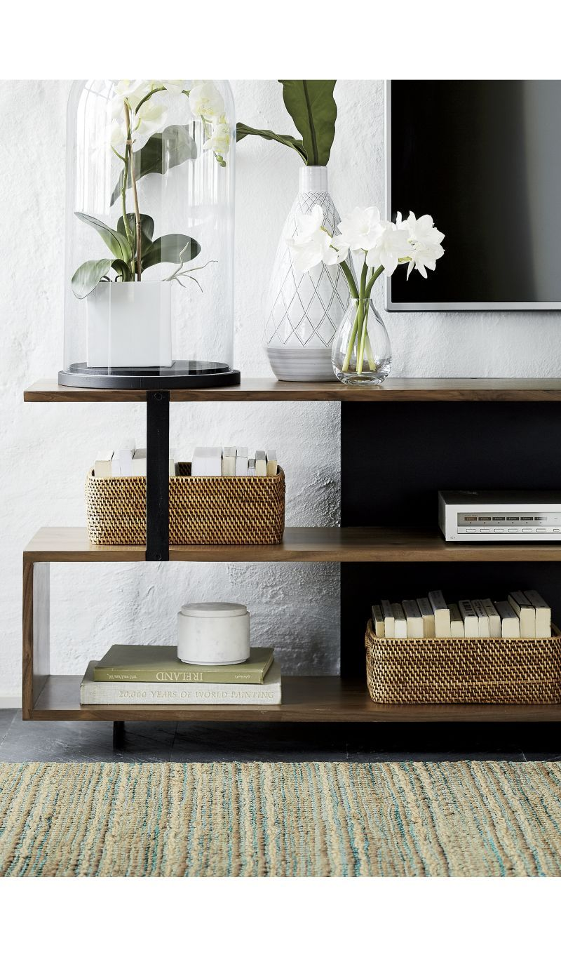 Austin 62 Media Console In 2019 Furniture Console Table