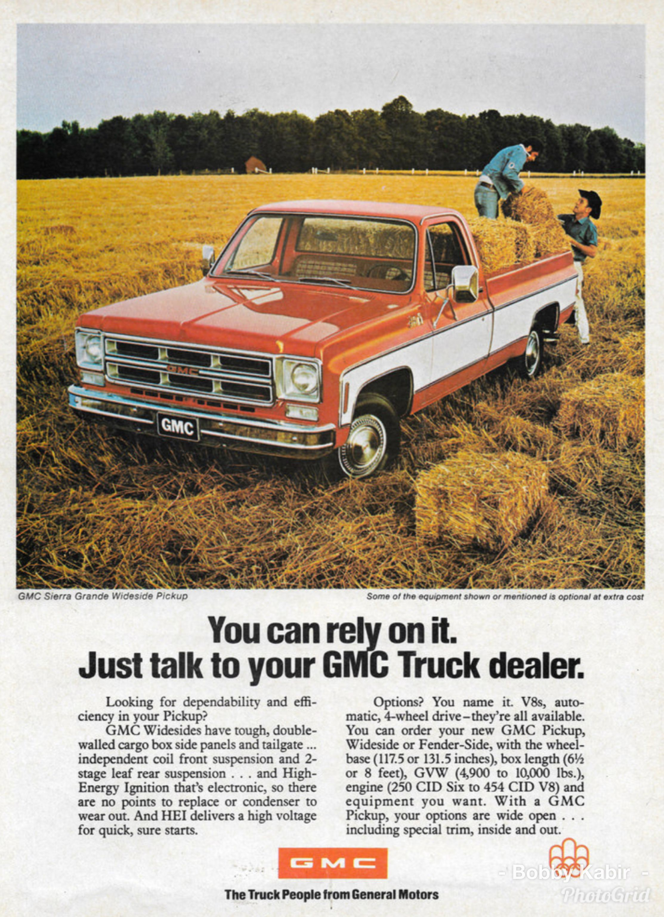 1976 Gmc Sierra Grande Canada By Michael On Flickr Vintage