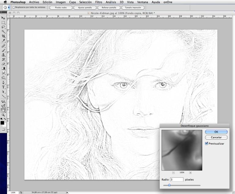 Transformar Una Fotografía En Dibujo Con Photoshop Photoshop Fotografia Dibujos Hechos A Lapiz