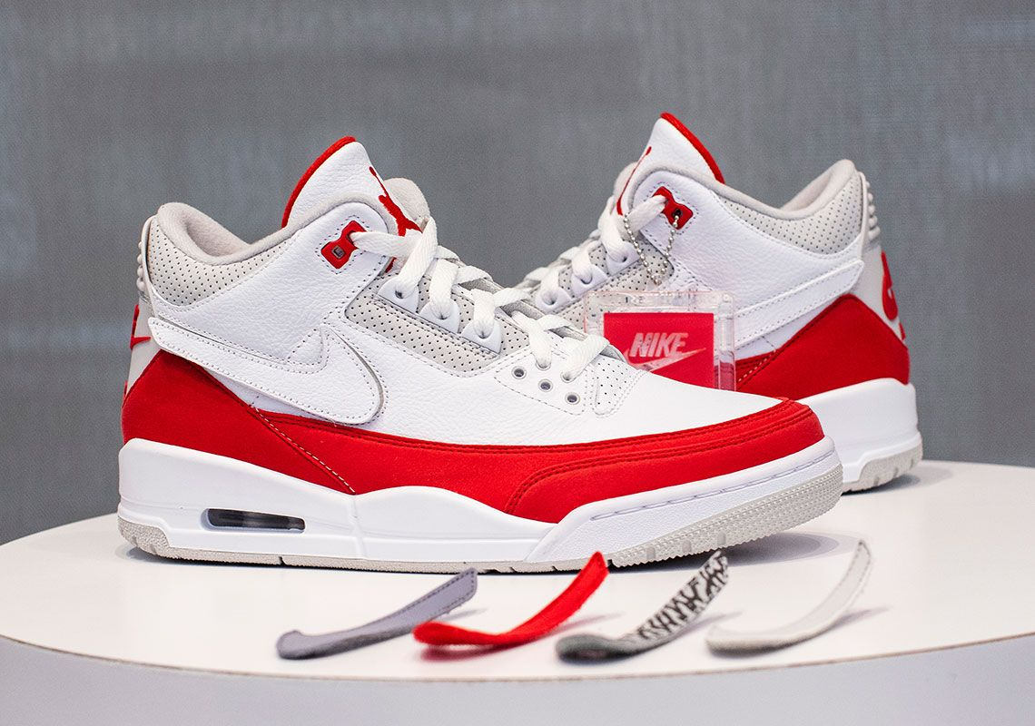 huge selection of 95bd2 d064c The Air Jordan 3 Tinker Is Inspired By The Original Air Max 1