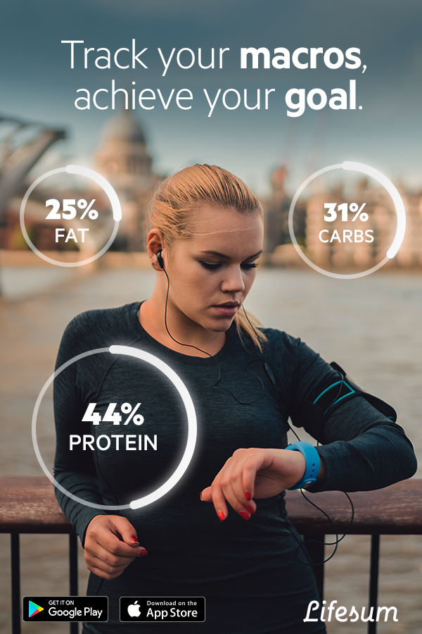 With Lifesum, tracking your healthy habits (and the not so