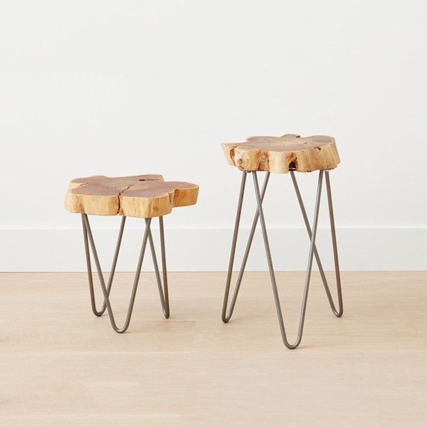 Au Natural - 15 Side Tables That Are The Main Attraction - Photos
