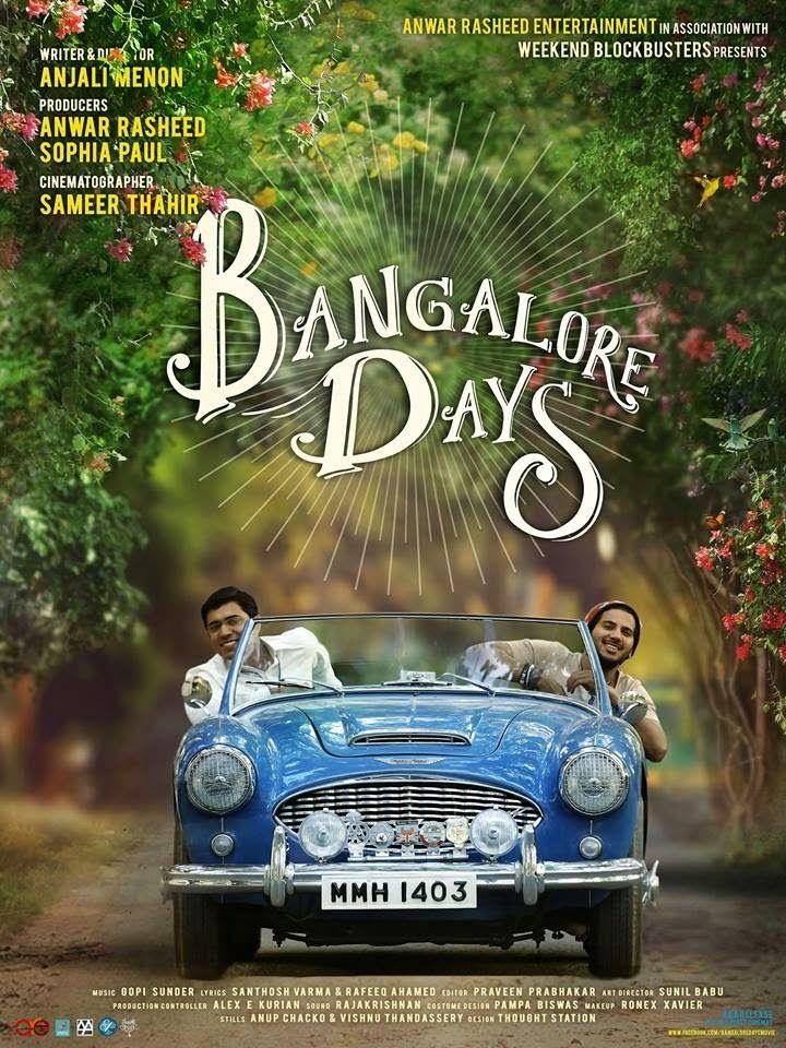 Banglore days movies malayalam malayalam movies