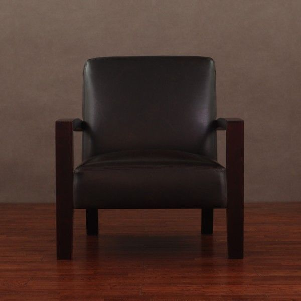 Dark Brown Leather Chair Hanging Hooks Roadster Chairs Side Pinterest