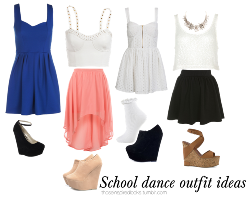 cute outfits for a school dance | Gommap Blog