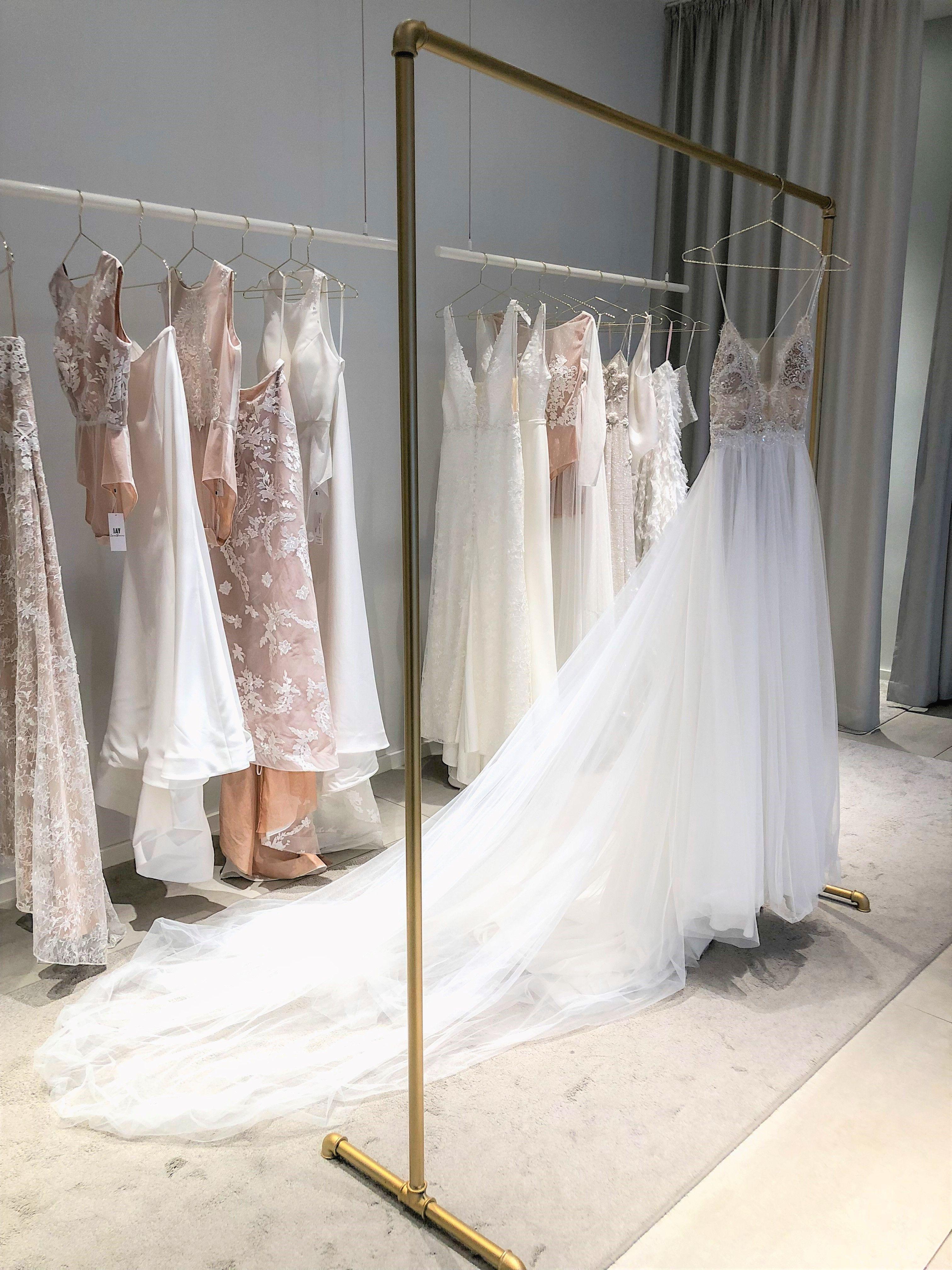 What a stunning Gown! Tal Kedem Wedding Dress shoppable via