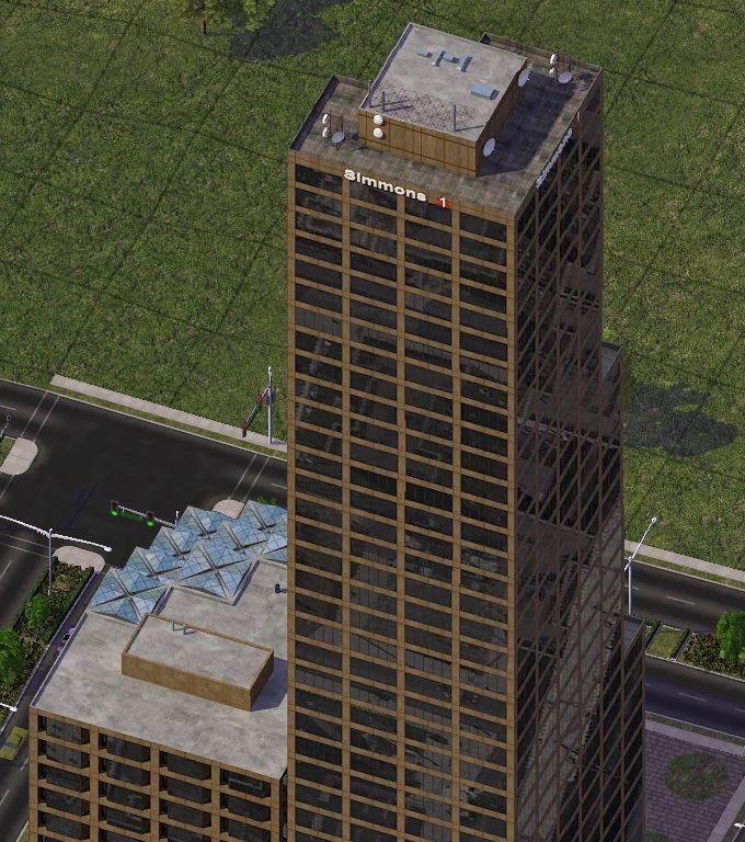 Screenshot for Simmons Tower