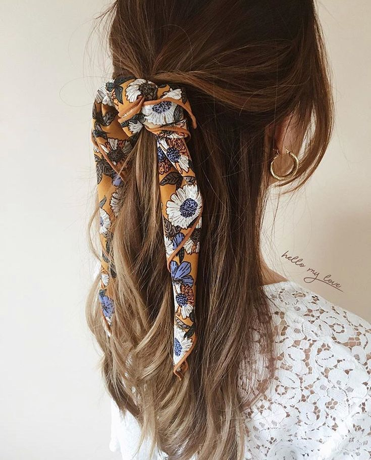 Photo of hairstyles with scarf#hairstyles #scarf