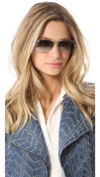 Ray-Ban Cockpit Aviator Sunglasses Ray Ban Sunglasses, Sunglasses Women,  Bane, Ray 2ec319849f58