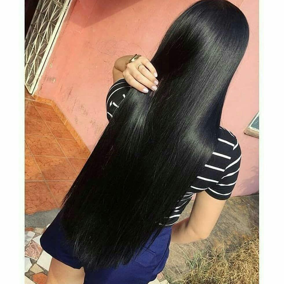 """Photo of Hairknightpatel on Instagram: """"Just amazing hair… #longhairstyles #beautifullonghair #flawlesshair #gorgeoushair #longdarkhair #rapunzel #temptinghair #truelonghair…"""""""