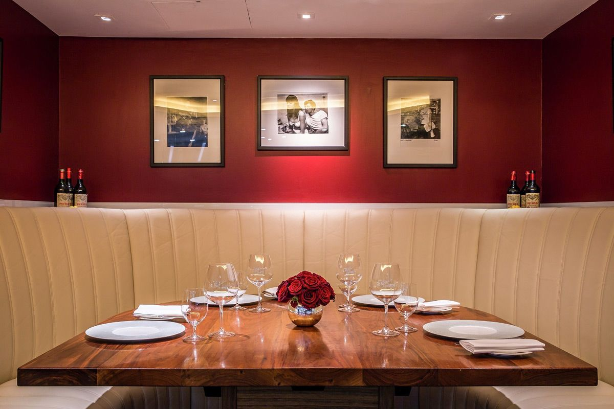 Kitchen Table Experience with Michelin Starred Seven Course Meal