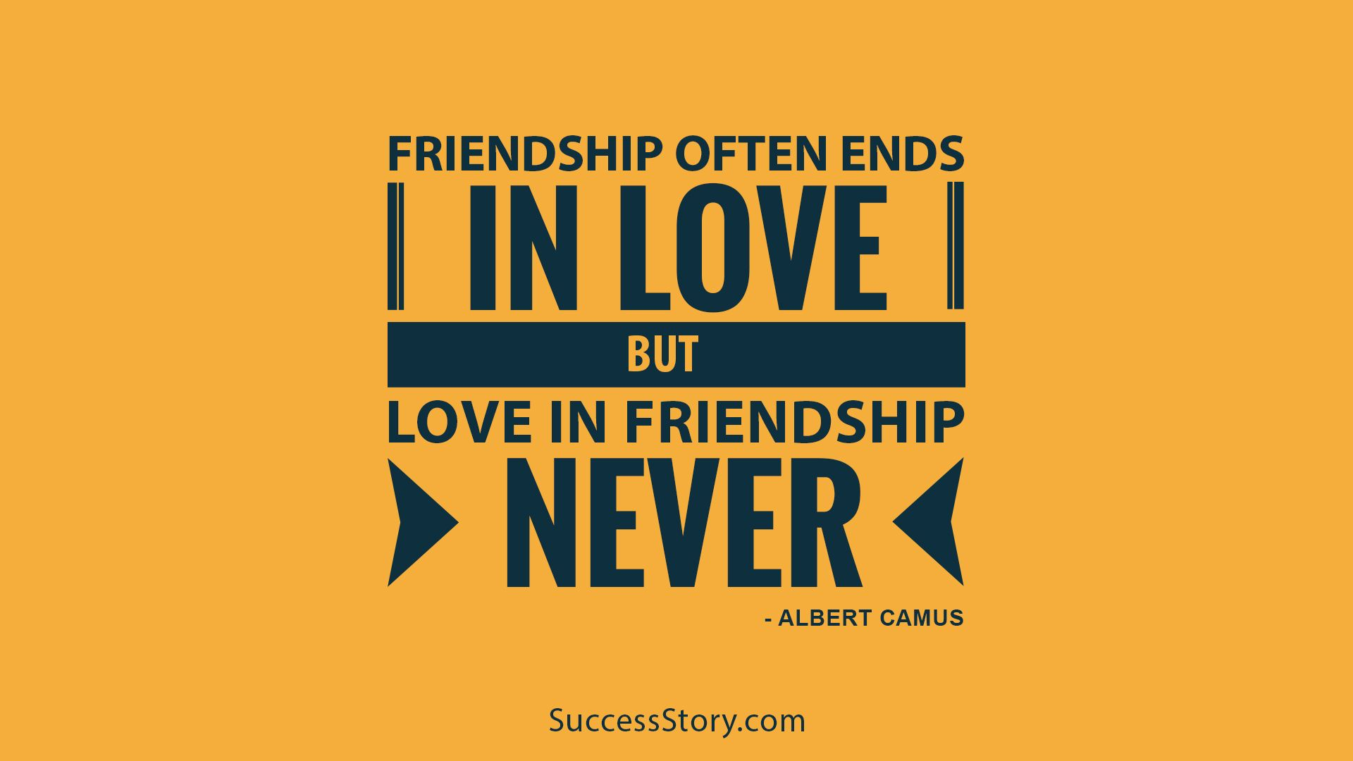 Quotes About Friendship And Love And Life Friendship Often Ends  Quotes  Pinterest  Friendship
