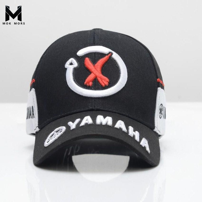 329b37d76ca60 2019 Newest F1 MOTO GP Jorge Lorenzo Mens Embroidery 99 YAMAHA Cap  Motorcycle Racing Men Baseball Cap Gorra Sport Snapback Hats