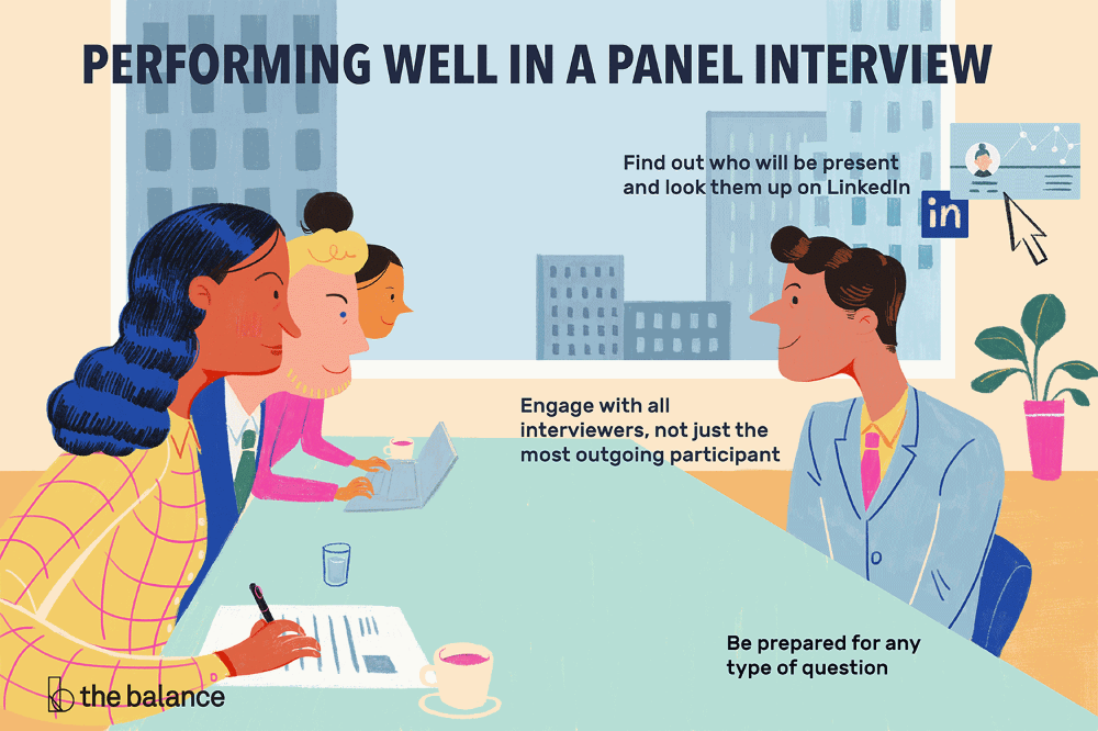 Common Questions Asked During Panel Job Interviews This