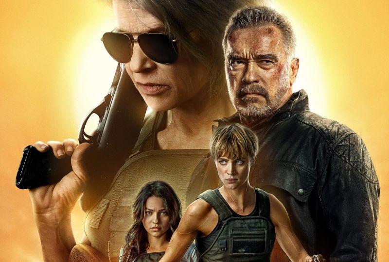 Watch Terminator Dark Fate 2019 Movies Online
