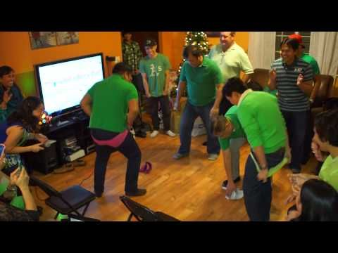 Party parlor games