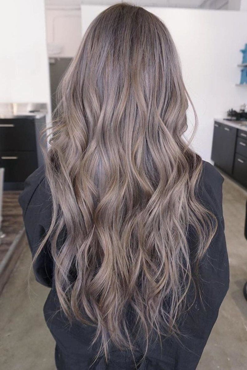 The Best Hair Color Ideas For Brunettes Cool Hair Color Brunette Hair Color Mushroom Brown Hair