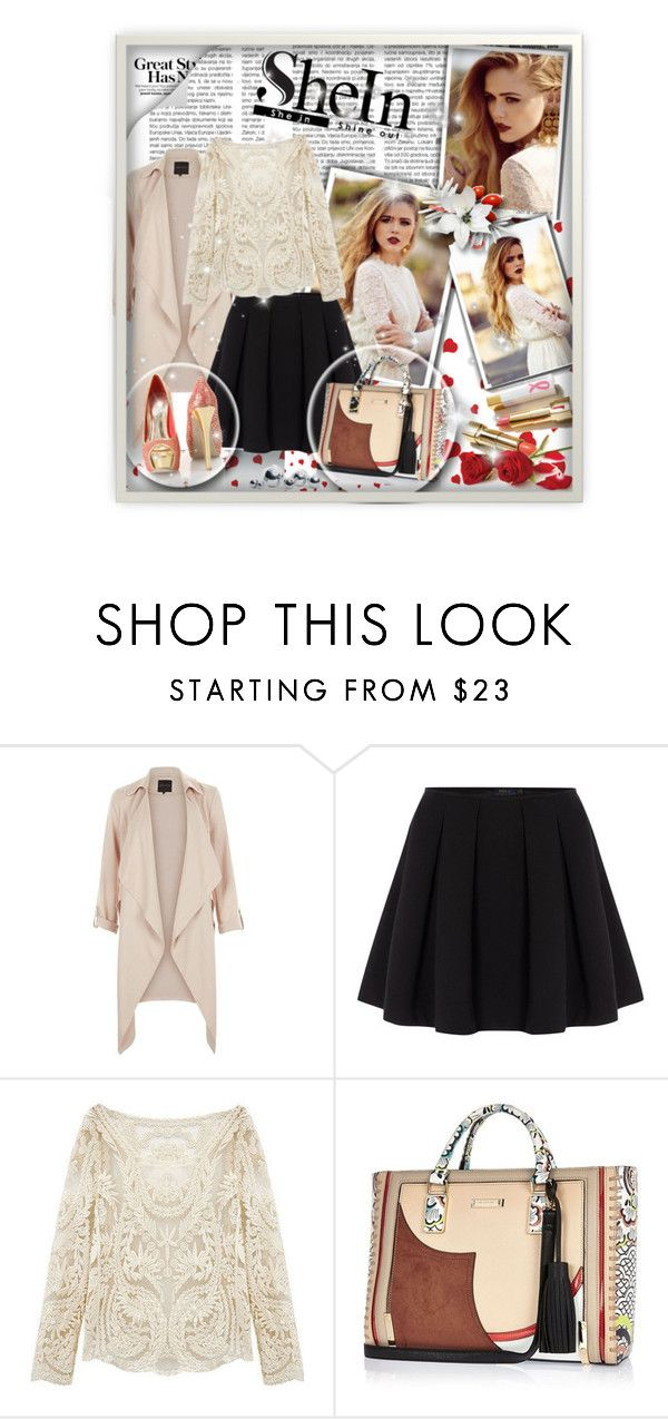 """""""#183"""" by sueli-27 ❤ liked on Polyvore featuring Polo Ralph Lauren, River Island, blomus, women's clothing, women, female, woman, misses and juniors"""