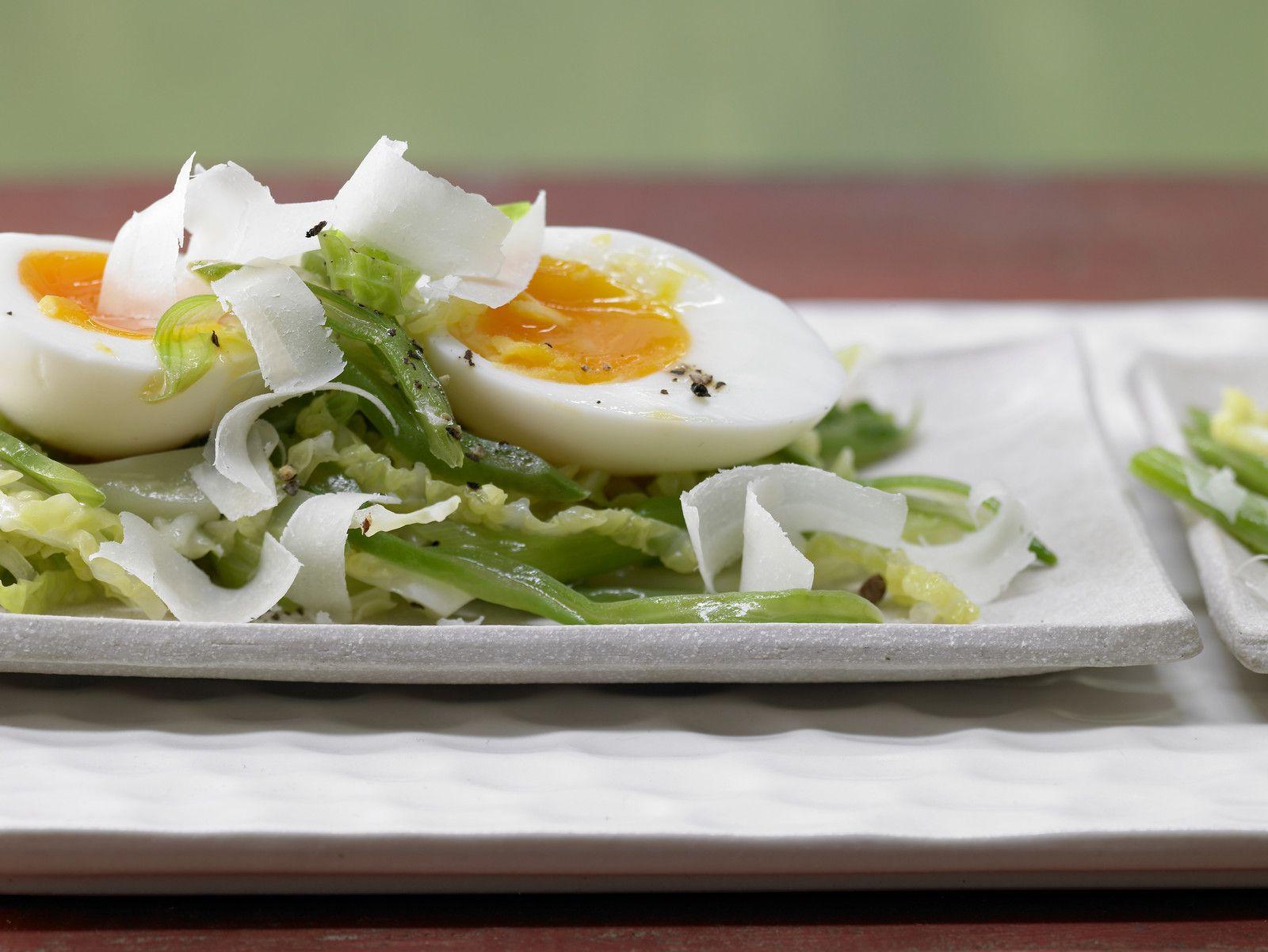 Wachsweiche eier rezept - Eier weich kochen zeit ...