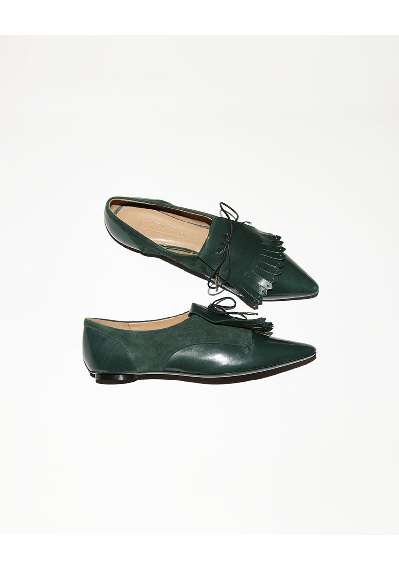 Marc Jacobs / Pointy Toe Tassel Oxford