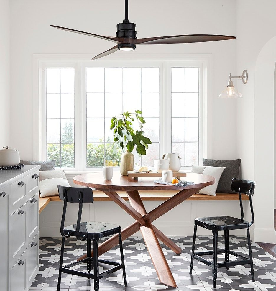 11 Modern Ceiling Fans That Are Actually Attractive