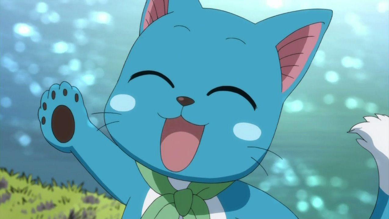 Happy Fairy Tail