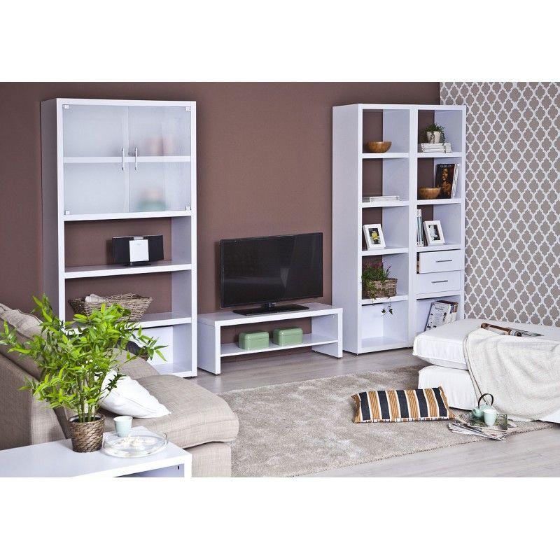 Salón   topkit #muebles #decoracion #interiorismo #estanterias ...