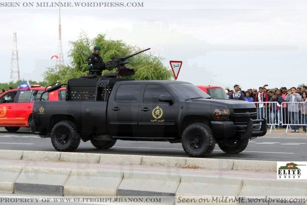 Qatar National Day Army Truck Trucks Armored Vehicles