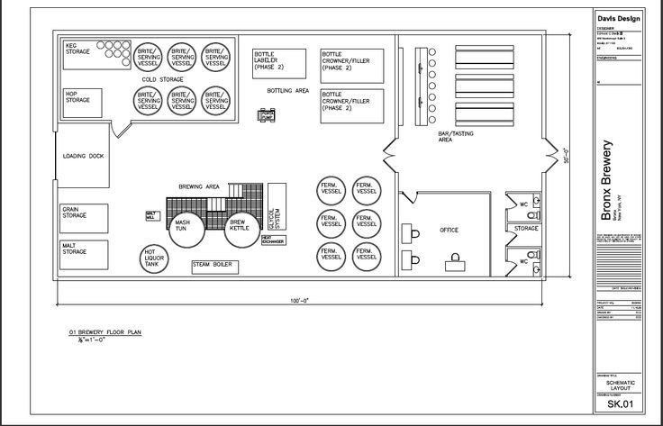 Brewery floor plans google search craft brewery for Brewery floor plan